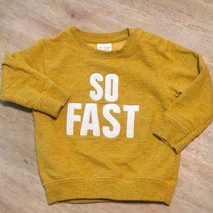 Zara Toddler Boys Sweatshirt